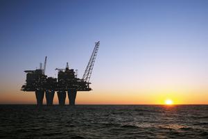 Erdölförderung und -verarbeitung
