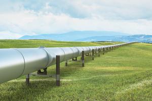 Erdgasförderung und -verarbeitung