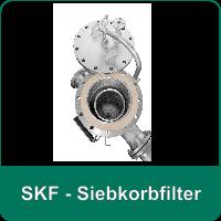 HETA-Siebkorbfilter