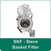 SKF - Sieve Basket Filter