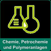 Chemie, Petrochemie, Polymeranlagen